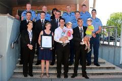 Police Commissioner award