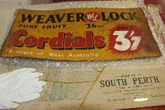 Weaver and Lock sign