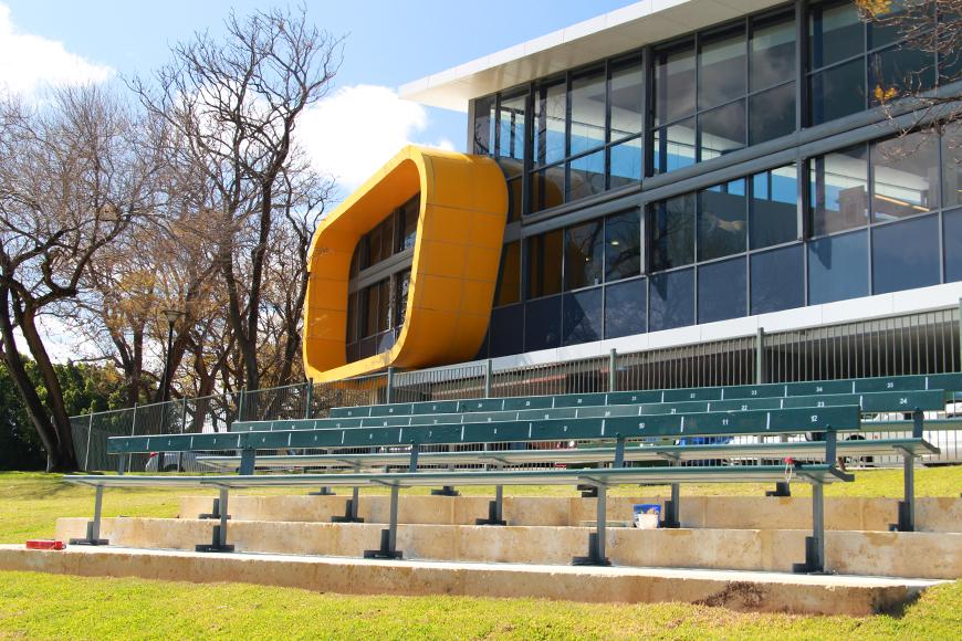 EJ Oval seats