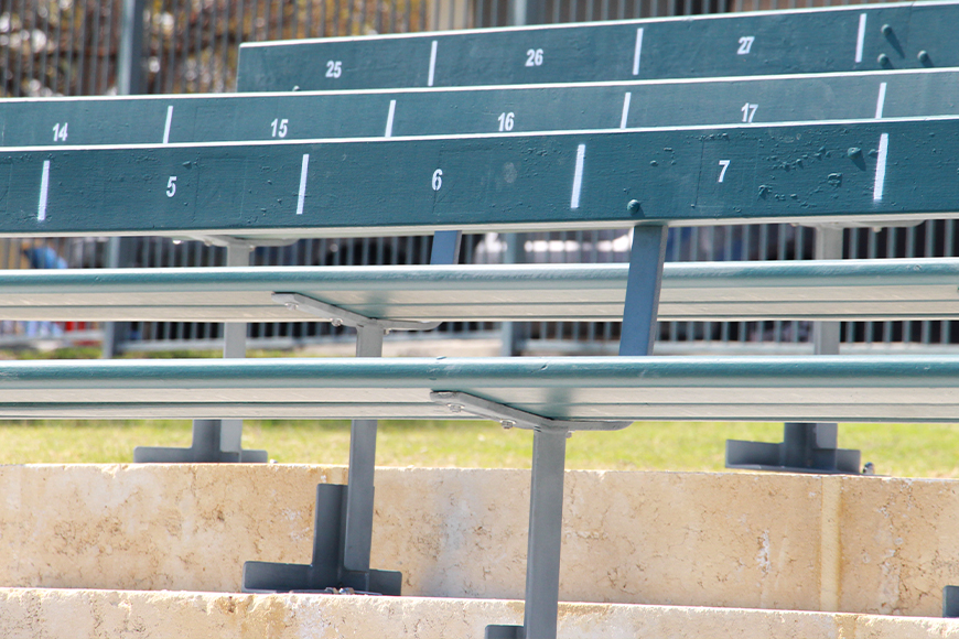 EJ Oval Subiaco seats2