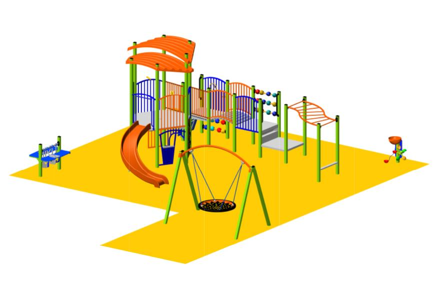 Meadowvale reserve playground