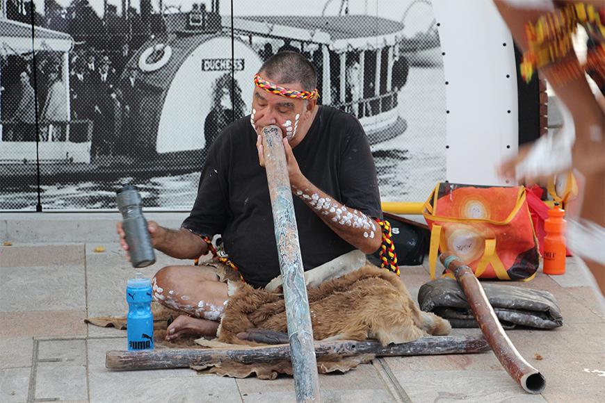 Mindeerup didgeridoo
