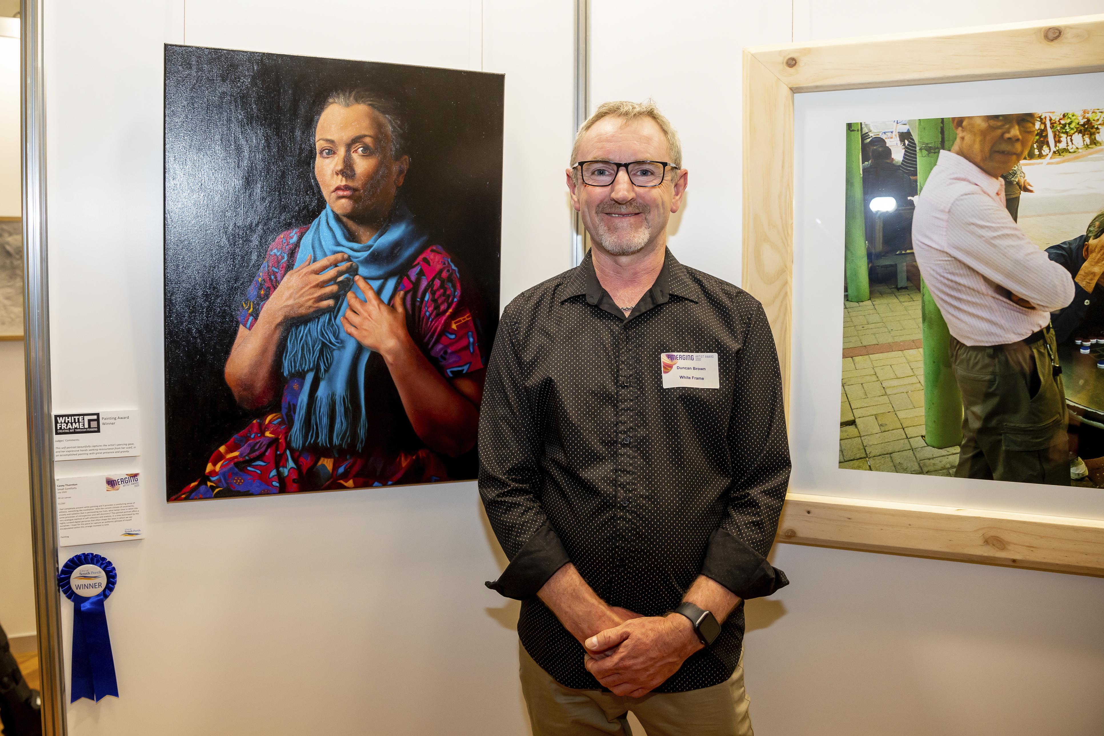 Emerging Artist Awards - Painting Award