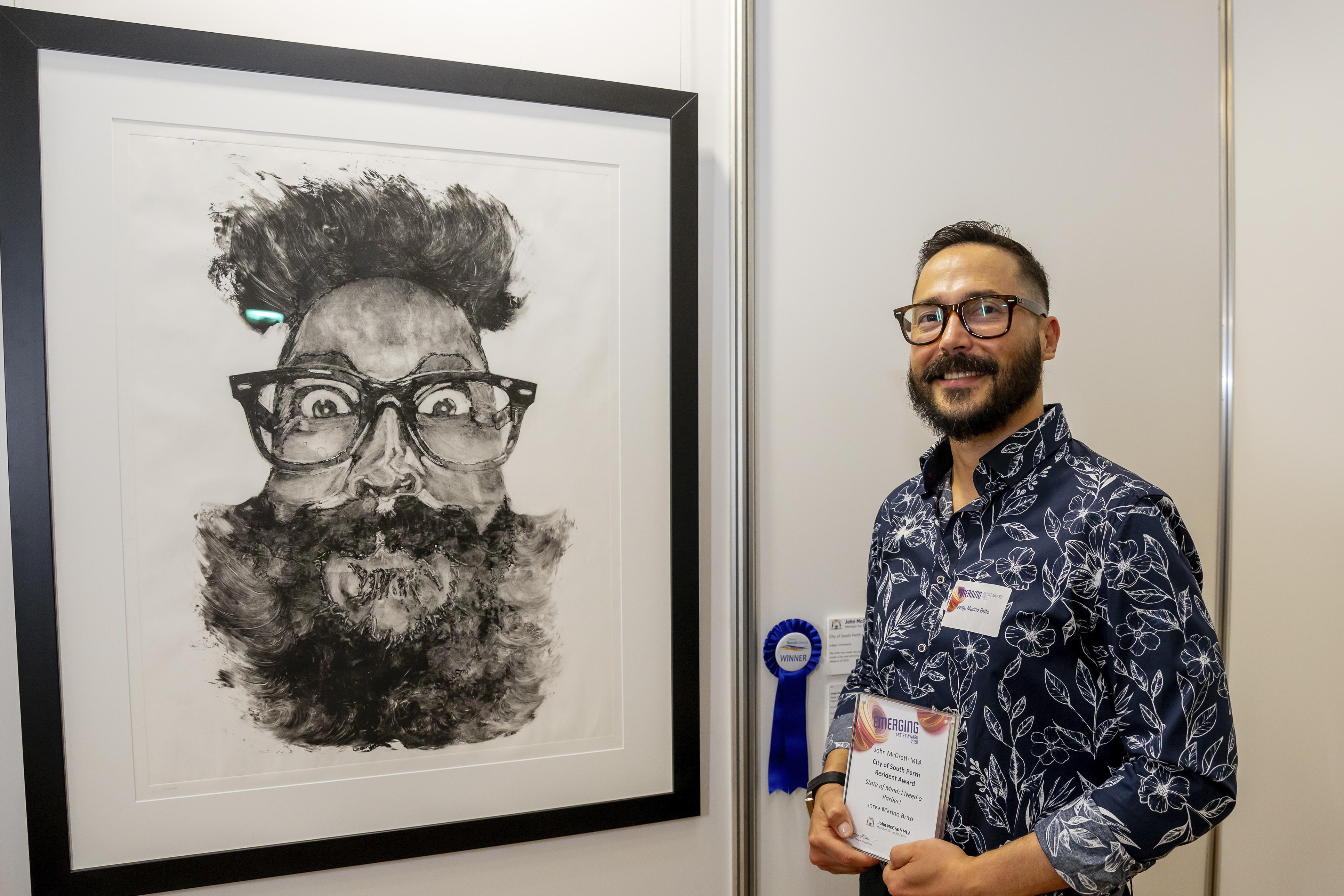 Emerging Artist Awards - Resident Award