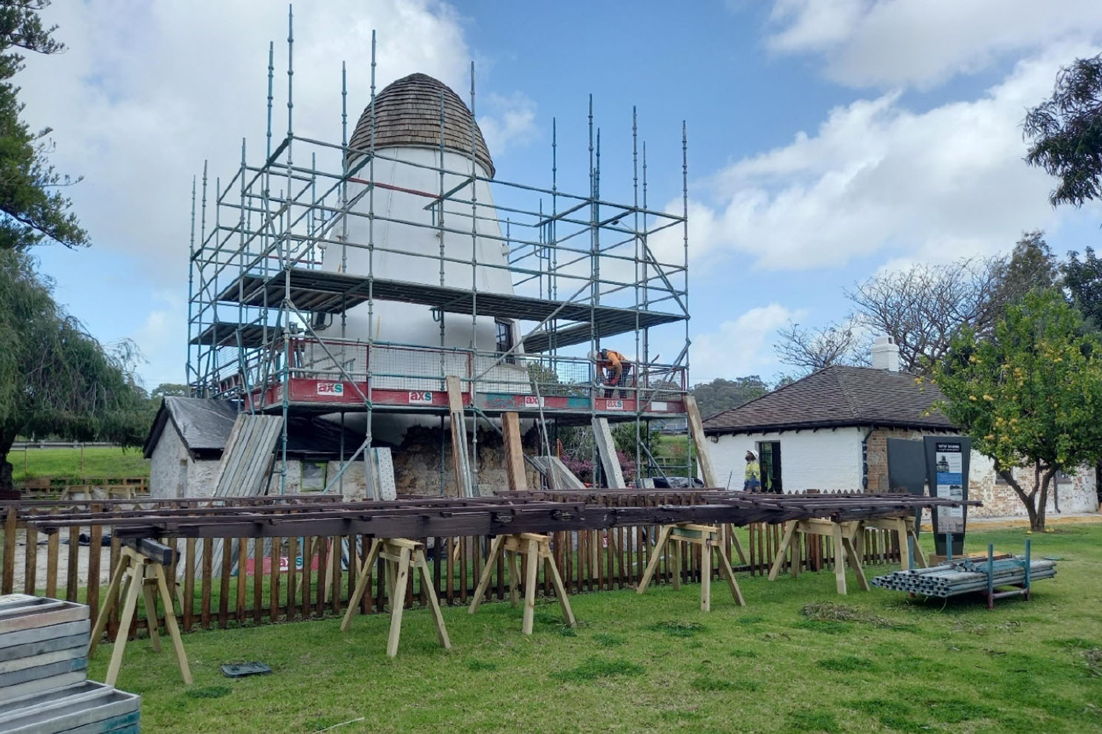 Old Mill Restoration