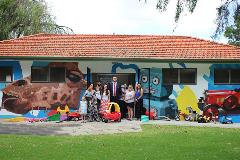South Perth Toy Library group shot