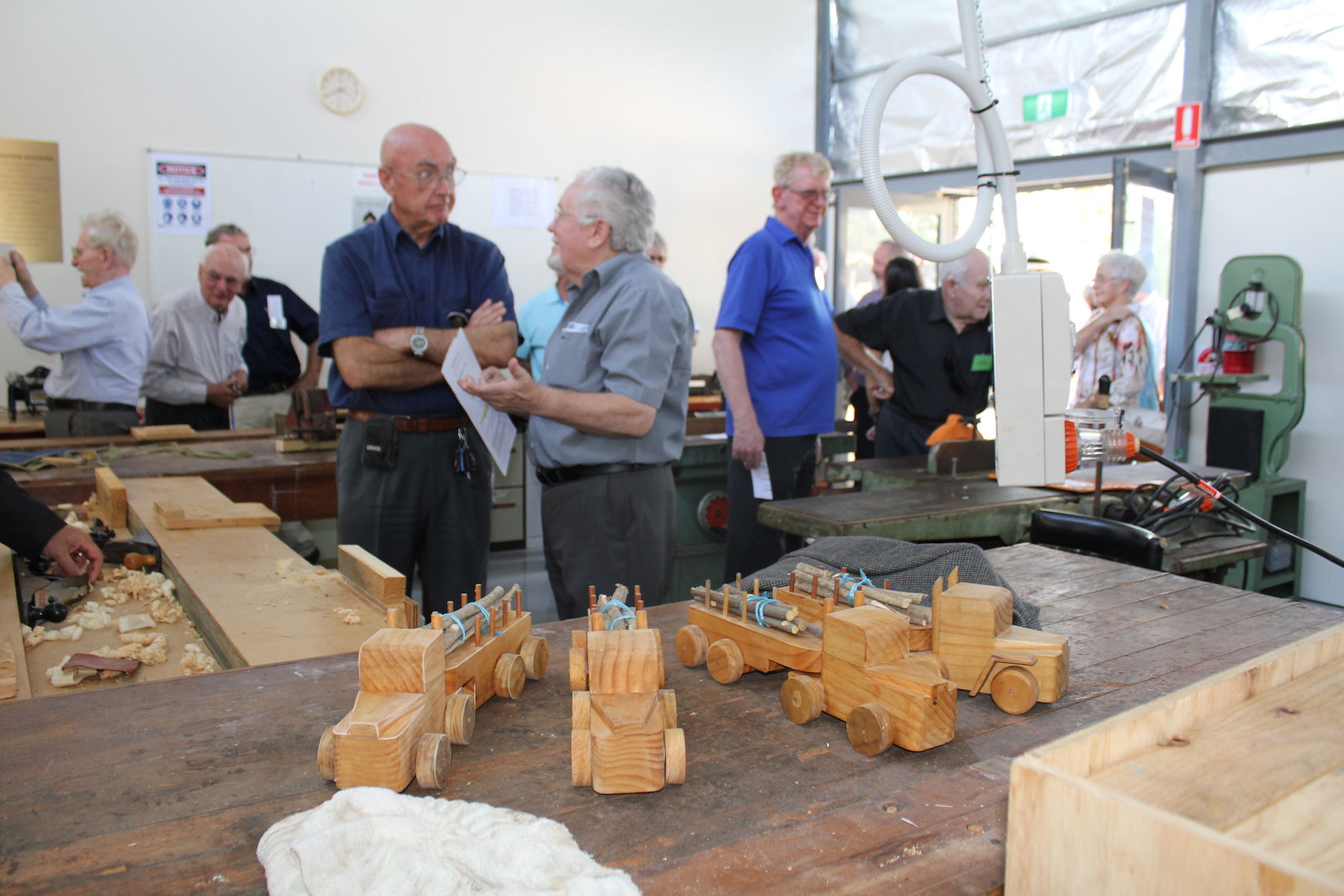 Manning Mens Shed 3