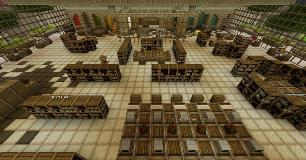 Library view minecraft