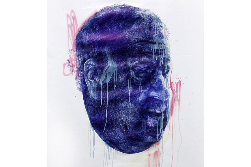 Andy Quilty - I was Bad-Matty B - 2011 Emerging Artist Acquisitive Award Winner