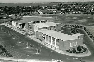 New Civic Centre complex 1961