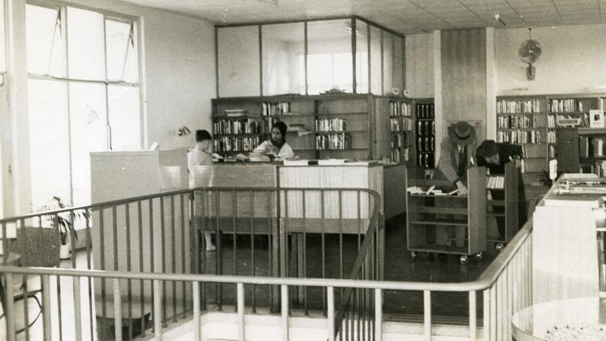 Library-1966