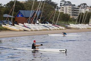 Watersports in the Swan River