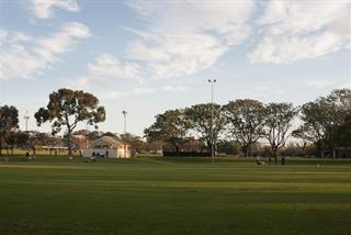 Ernest Johnson Oval