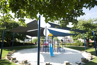 Playground in Jan Doo Park
