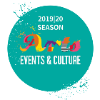 Arts Events Culture 2019-20 colour