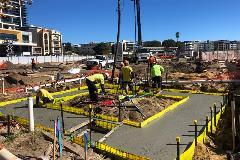 Concrete footings4